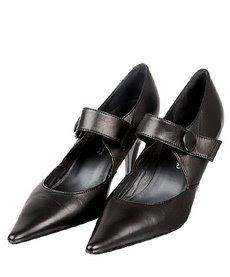zapatos negros modelo Codi