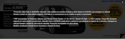 ofertas comprar renault coches