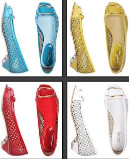 zapatos de charol colores