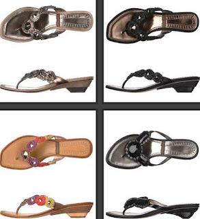 sandalias chica verano