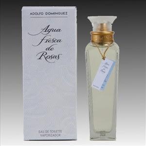 perfume agua rosas