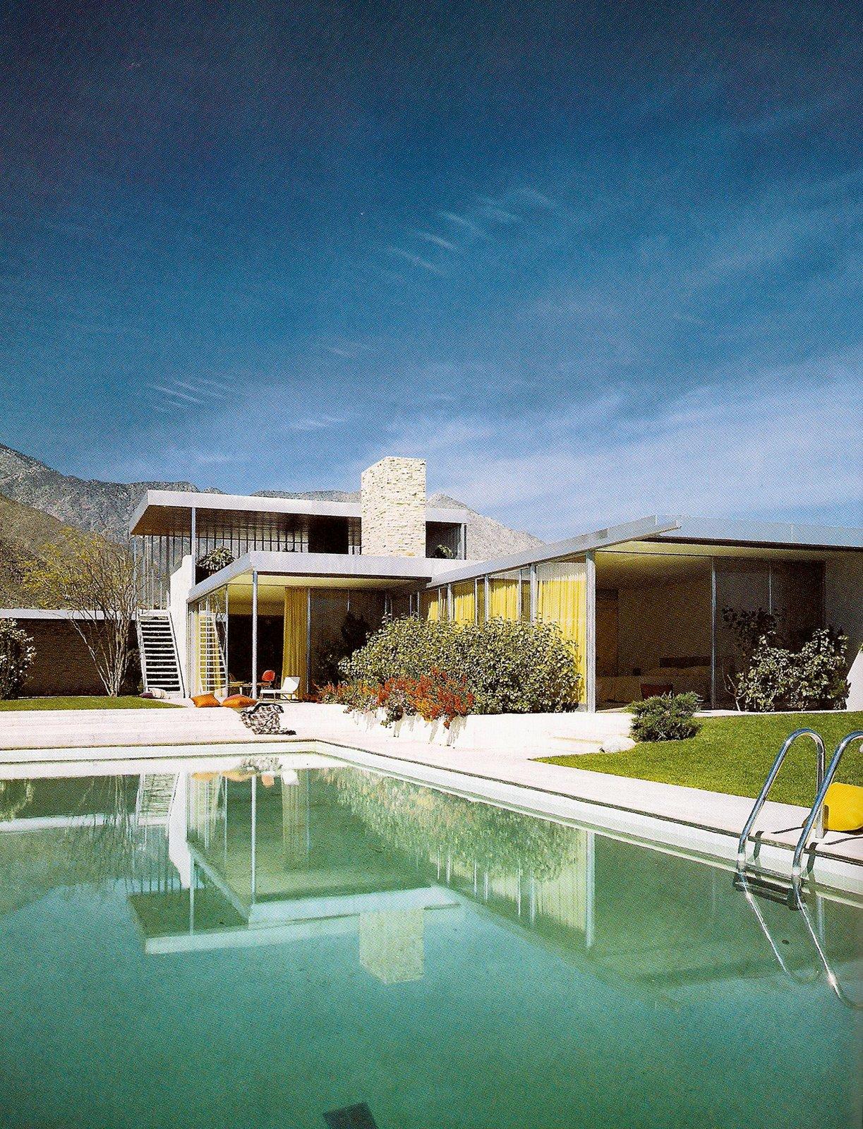 CaViCa Proyectos de Arquitectura Casa Kaufman 194647 Palm SpringsCalifornia