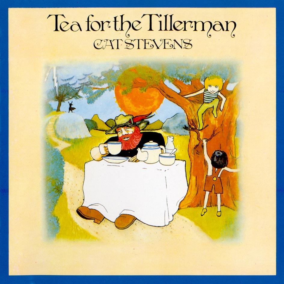 She Sins Vinyl Wednesday Cat Stevens Tea For The Tillerman
