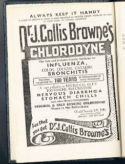 image vintage chlorodyne advertisement j collis browne