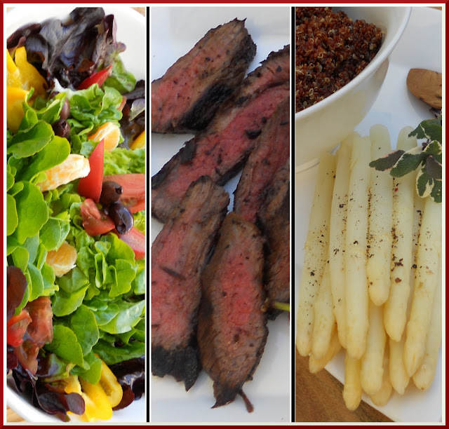 The Ardent Epicure: What's For Dinner? Grilled Kobe Tri Tip