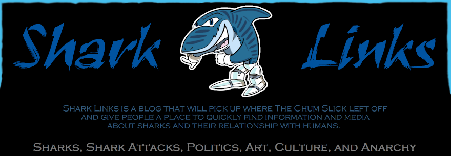 Shark Links Another Asshole -9052
