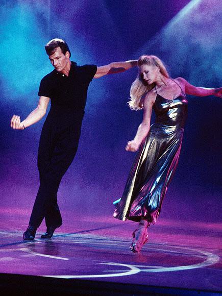 Patrick Swayze on dance and depression