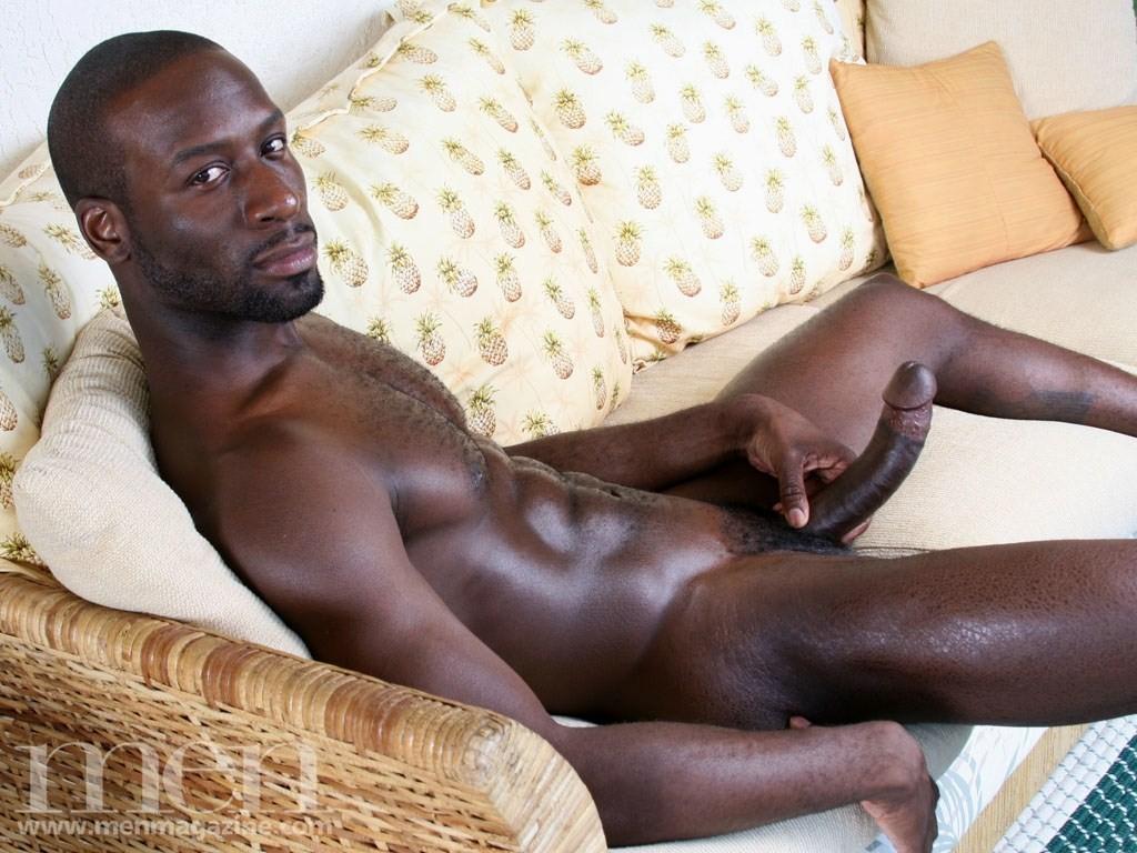 BBC Big Black Cock Gay Porn @ Gay Male Tube