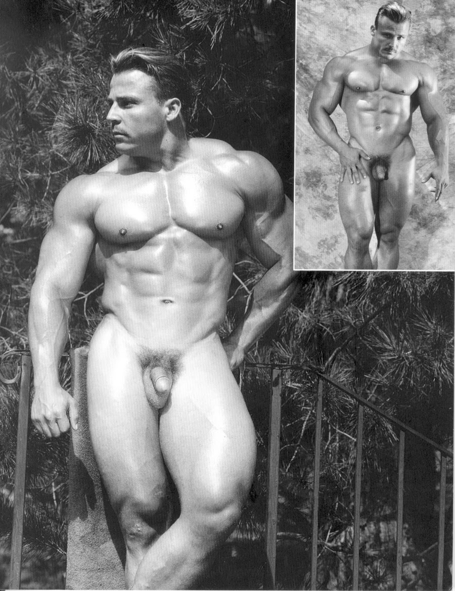 lou ferrigno naked
