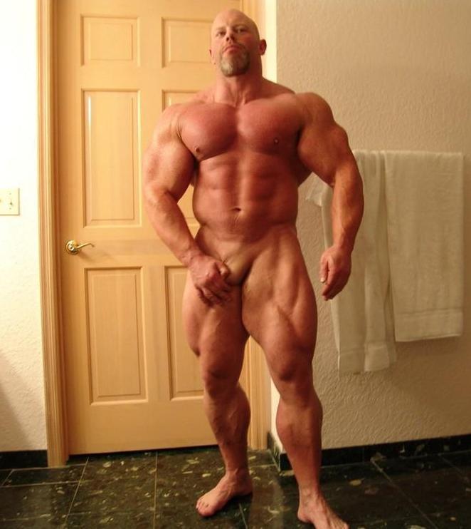 Naked Muscle Gods 119