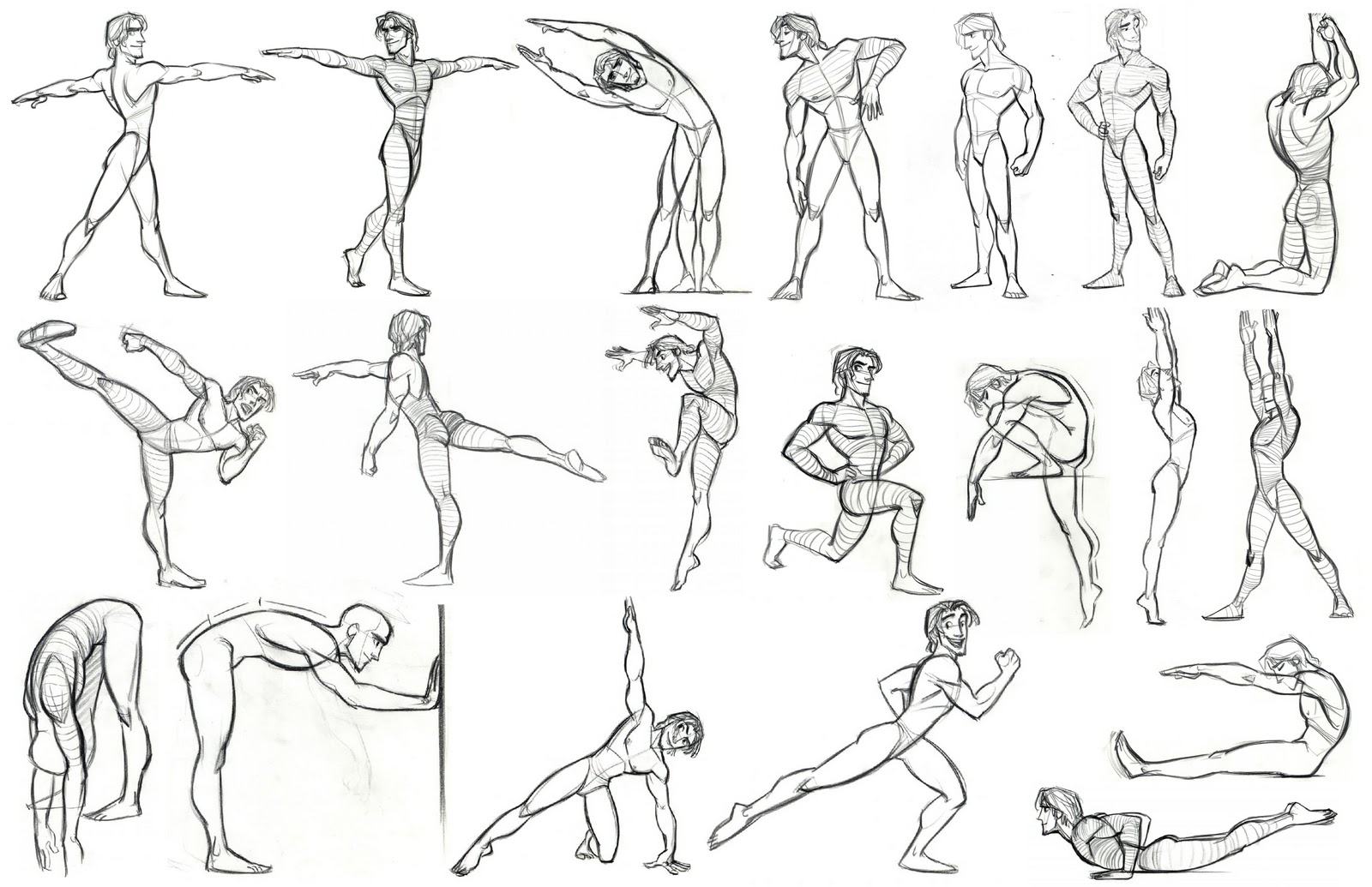Body Drawing
