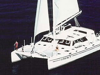 Dive Sail Belize with the Catamaran LEGACY - Contact ParadiseConnections.com