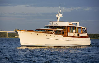 Charter in style aboard Wishing Star, a classic Trumpy motor yacht. Contact ParadiseConnections.com
