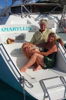 Charter catamaran Amaryllis - contact ParadiseConnections.com to plan your yacht charter sailing vacation