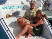 Caribbean charter catamaran Amaryllis - Contact ParadiseConnections.com to plan your sailing vacation