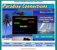 Paradise Connections Yacht Charters - Visit us at www.paradiseconnections.com