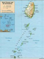 St Vincent and Grenadines Sample Yacht Charter Itinerary
