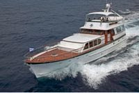 Charter Motor Yacht VICTORIAN ROSE in New England with ParadiseConnections.com