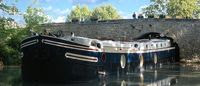 Luxury Crewed French Hotel Barge ALEGRIA - Book with ParadiseConnections.com