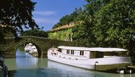 French Hotel Barge ROI SOLEIL South of France Barging Vacation Cruises with ParadiseConnections.com