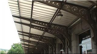 une architecture metallique remarquable