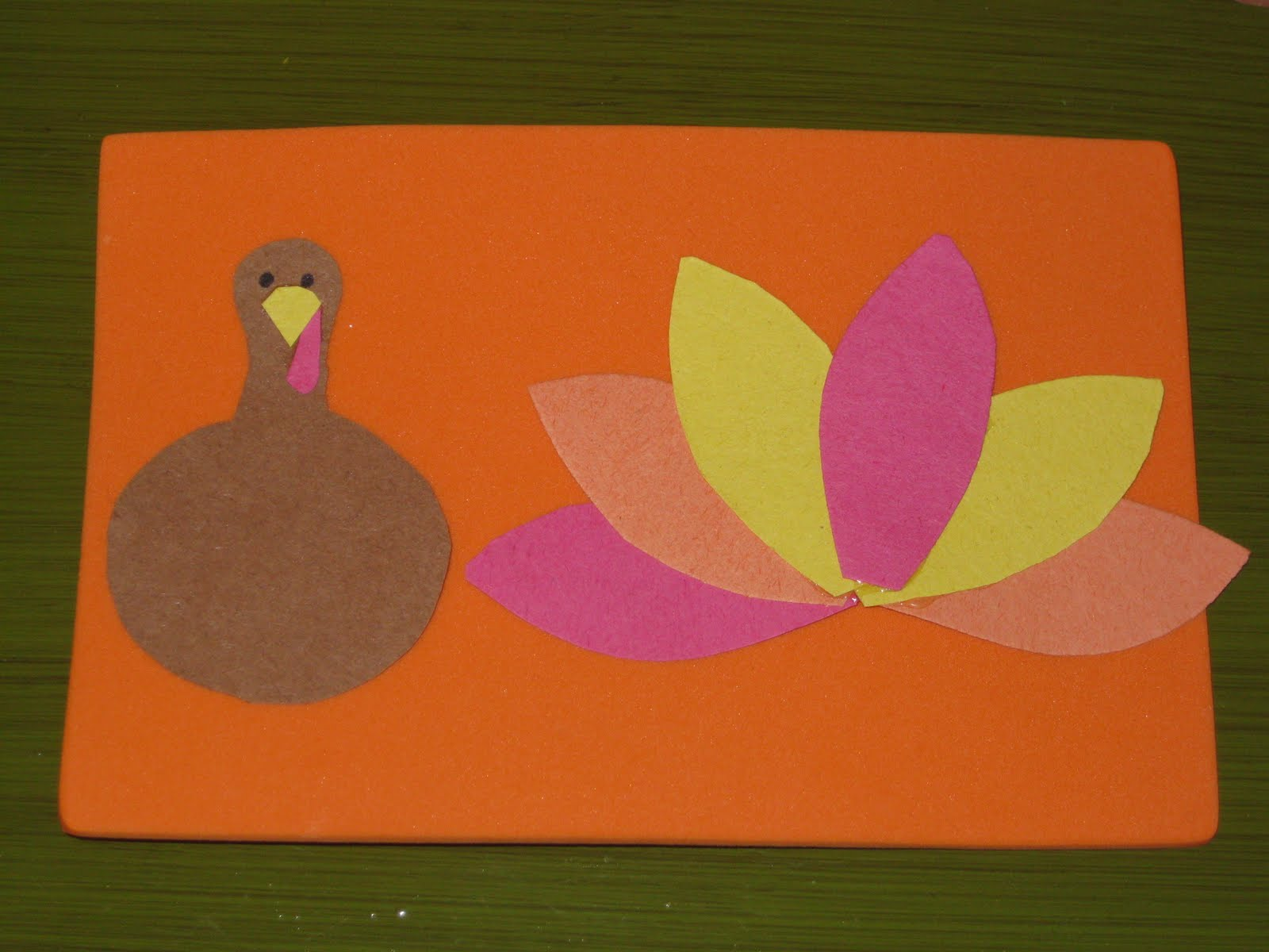craft ideas with feathers promises fulfilled thanksgiving place cards 3974