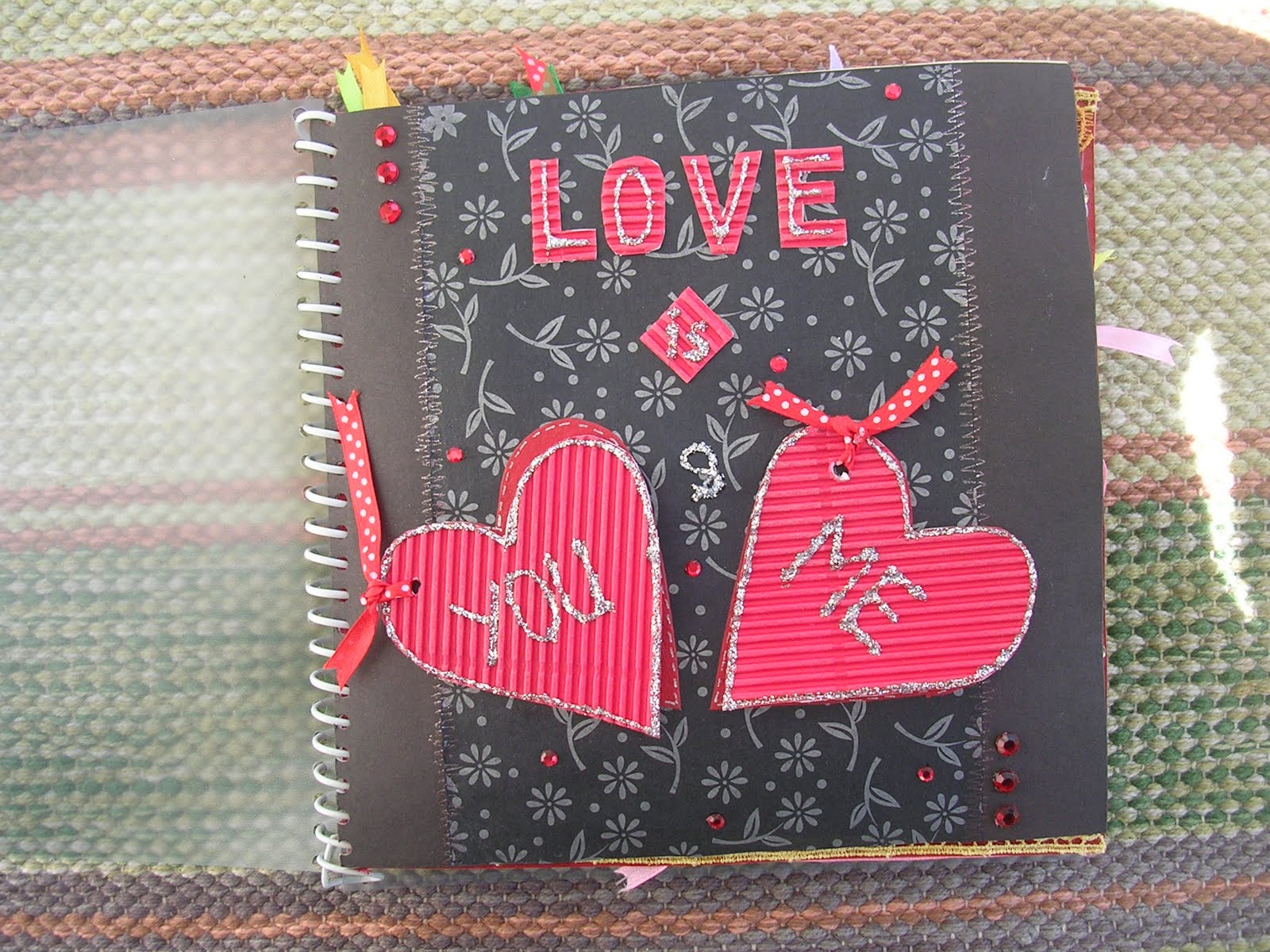 Vishesh Collections Handmade By Deepti My Second Scrapbook