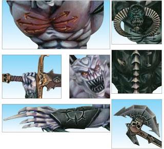 Warhammer Fantasy Battle Tabletop Gaming: Chaos Daemon Prince jpeg