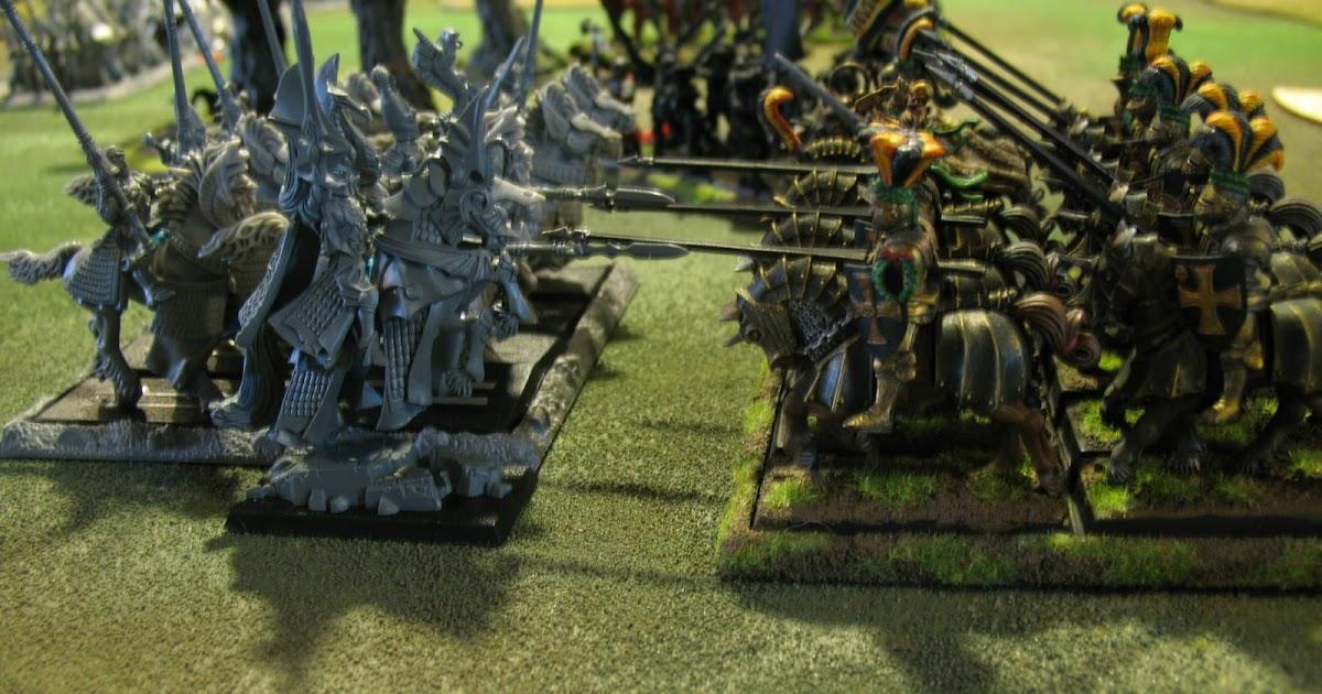 Warhammer Fantasy Battle Tabletop Gaming: New Warhammer ...