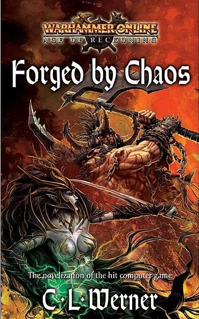 """Warhammer Fantasy Battle Tabletop Gaming: """"Forged by Chaos ..."""
