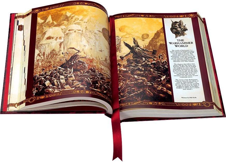 Warhammer Fantasy Battle Tabletop Gaming 8th Edition