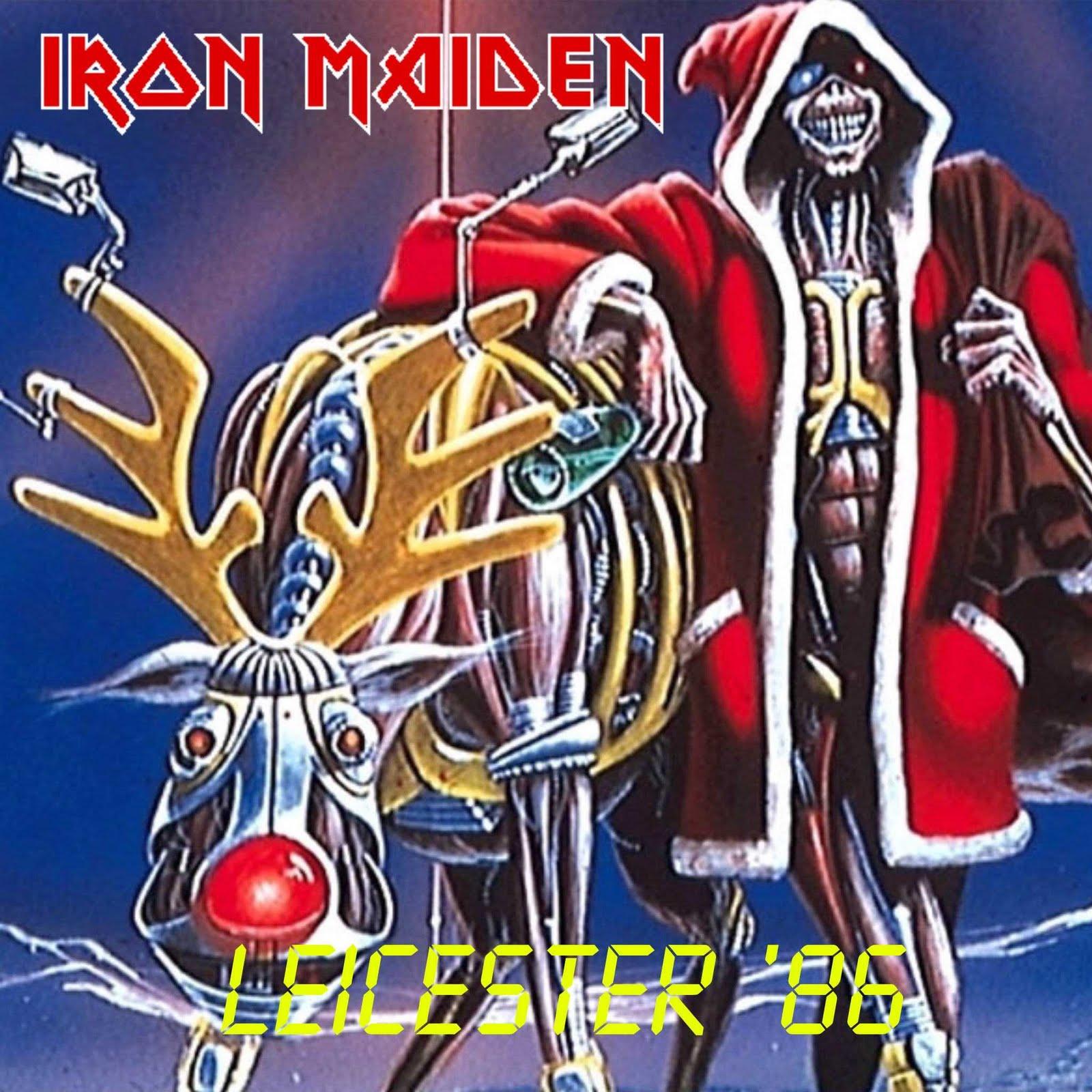 New: Iron Maiden - Leicester '86 (Bootleg)