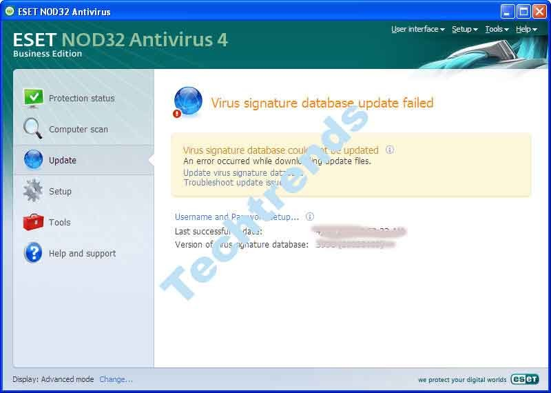 eset nod32 antivirus 4 update file free download