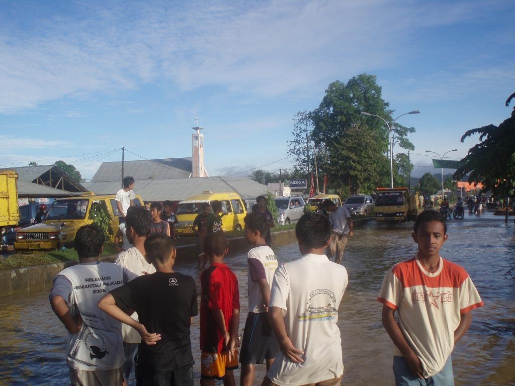 Wajah Kota Sorong Papua Barat - Ardi La Madi's Blog