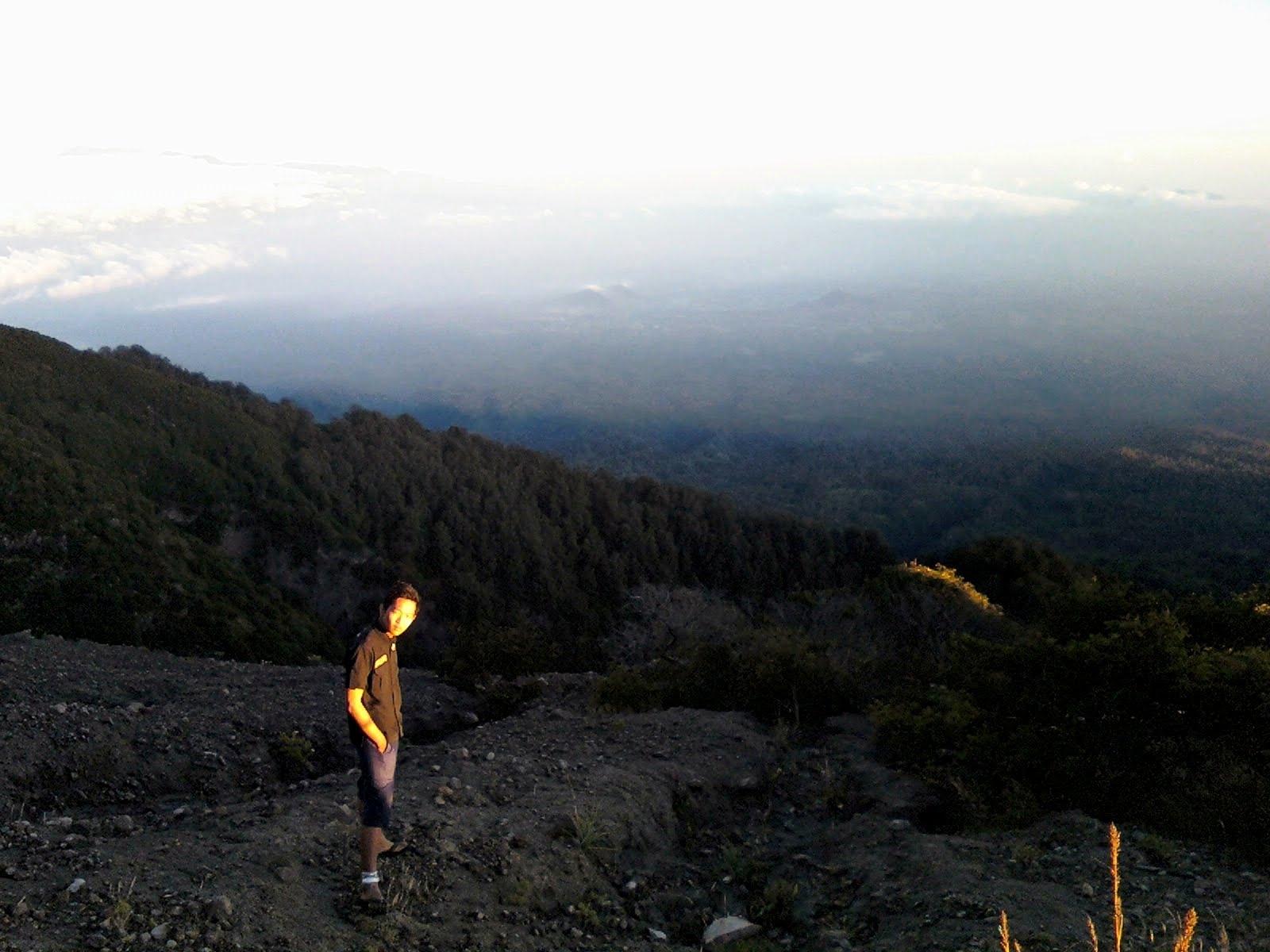 Gambar Gunung Tambora Indonesia  Ardi La Madis Blog