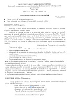 Subiecte titularizare limba si literatura romana pagina 1