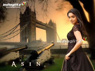 Hot South Actress Asin
