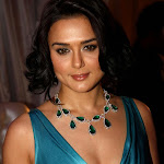 Preity Zinta Soiree Chopard Photocall At The 2008 Cannes Film Festival