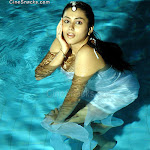 Namitha New Pool Side Pics