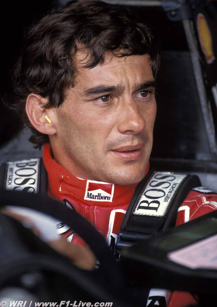 the icons ayrton senna. Black Bedroom Furniture Sets. Home Design Ideas