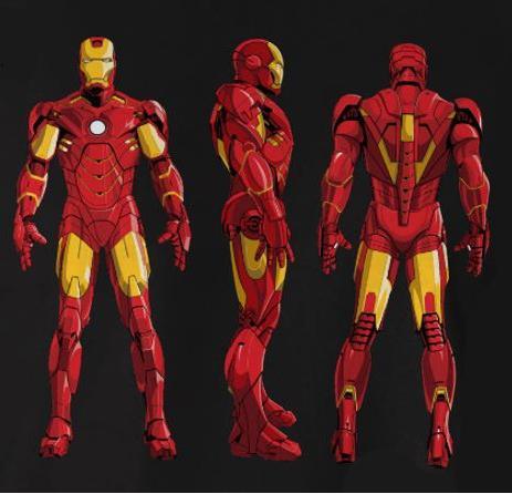The Mark IV armor