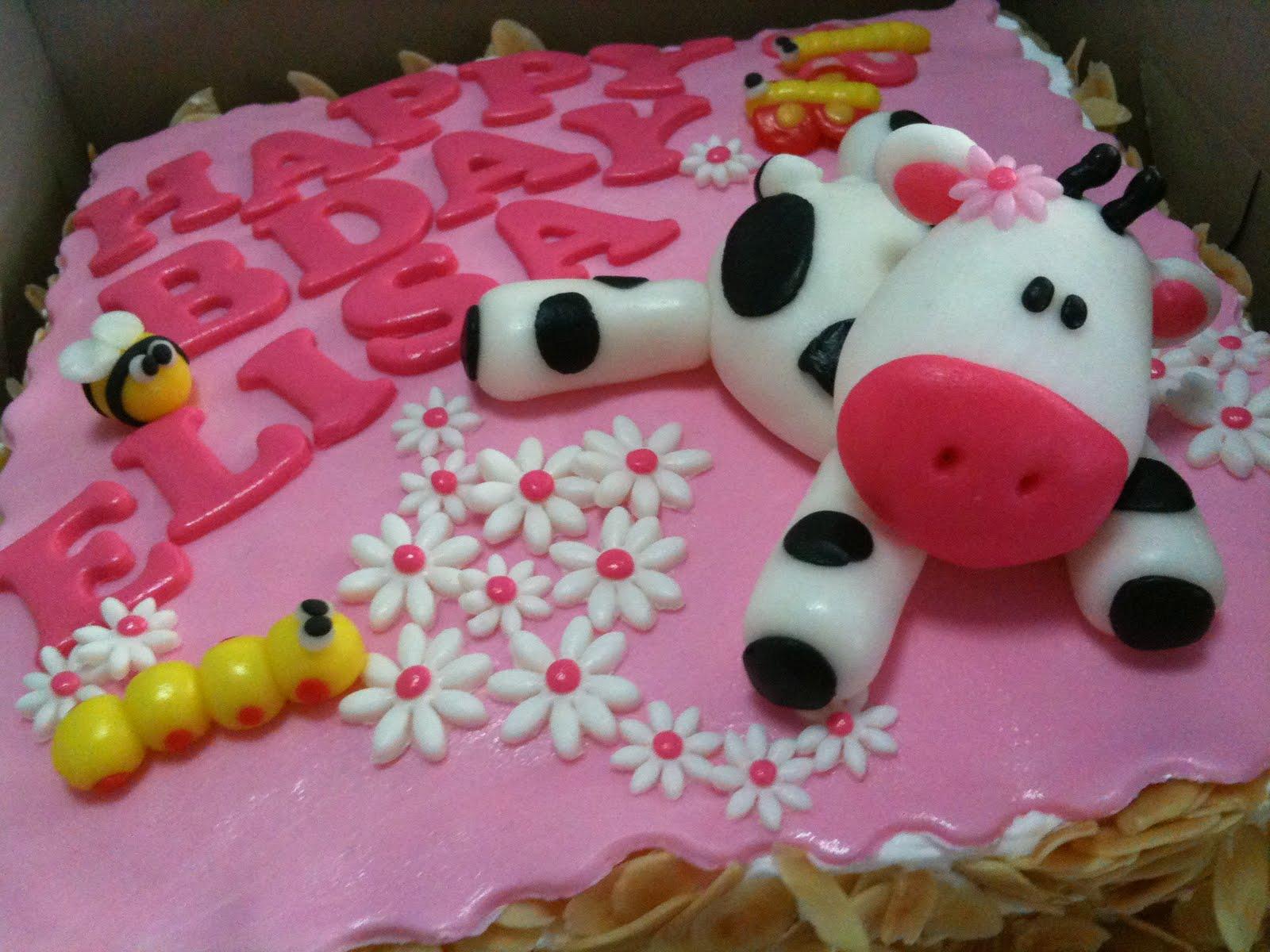 Oven Creations: Happy Birthday Elisa