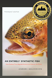 Rainbow trout – an entirely synthetic fish. Learn more Feb 7 in Missoula, MT