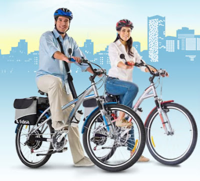 bicicleta electrica felisa