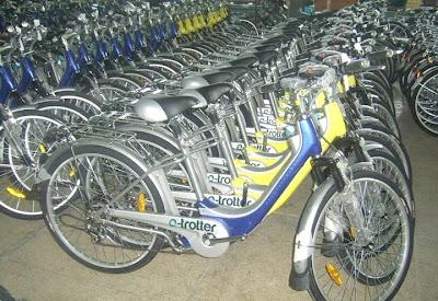 bicis electricas en argentina