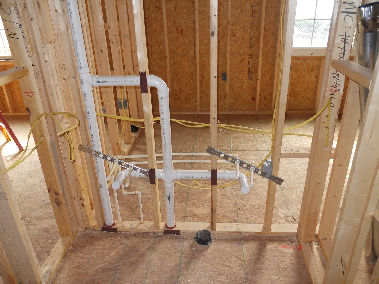 Delta Tau Delta Construction Mechanical Electrical And Plumbing Etc