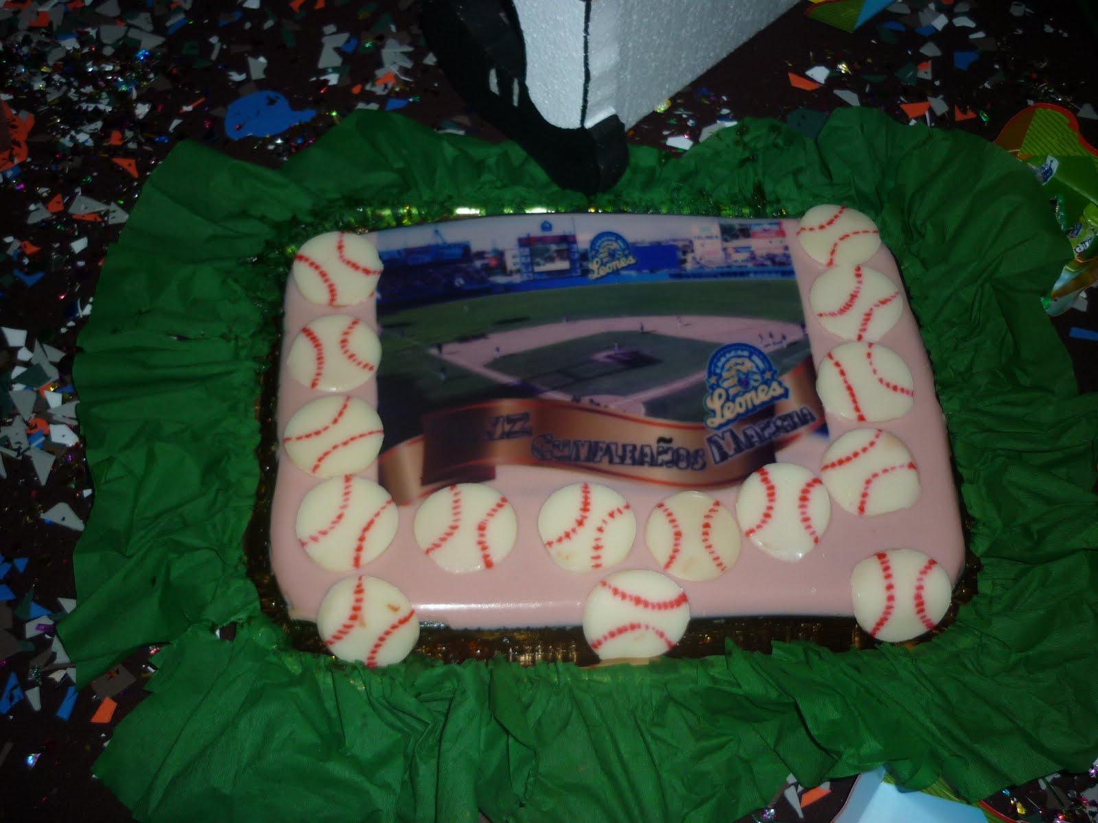 FKP Decoracin de Beisbol