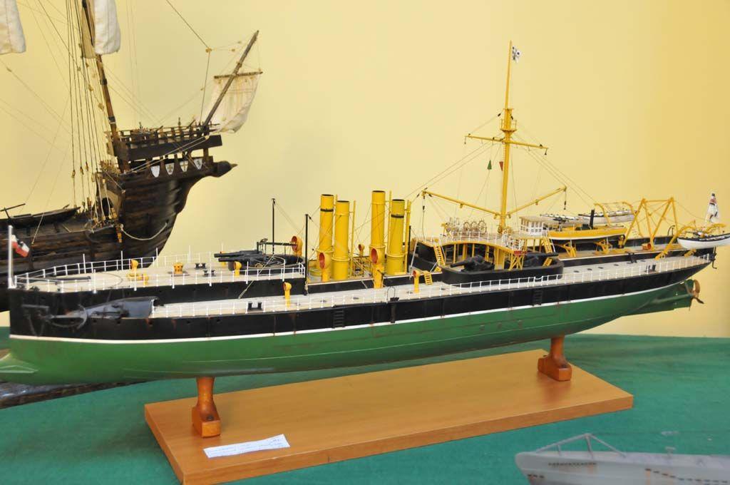 Modellismo navale rc model boats uno studioso un for Modelli di case italiane