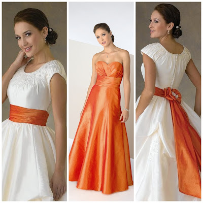 Wedding dresses in Orange Cove