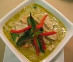 Green Curry (Smita's specialty)